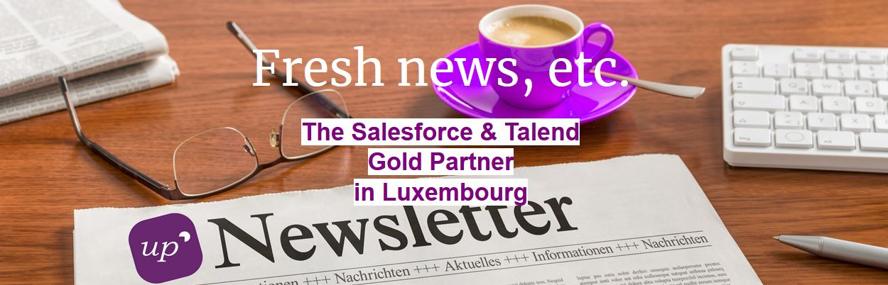 UpCRM Luxembourg Newsletter