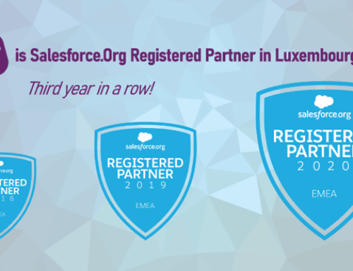 UpCRM, Salesforce.Org Registered Partner since 2018