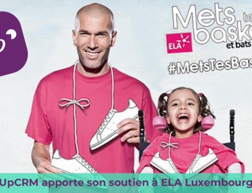 UpCRM apporte son soutien à ELA Luxembourg