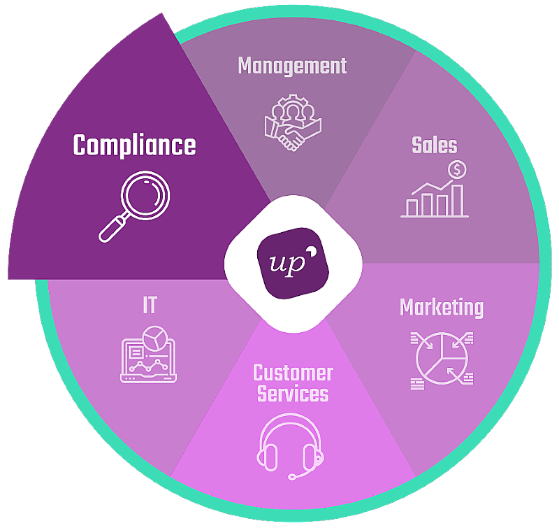 UpCRM - CRM for Business Compliance