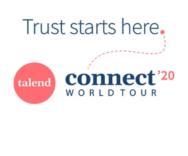 Talend connect 2020 world tour
