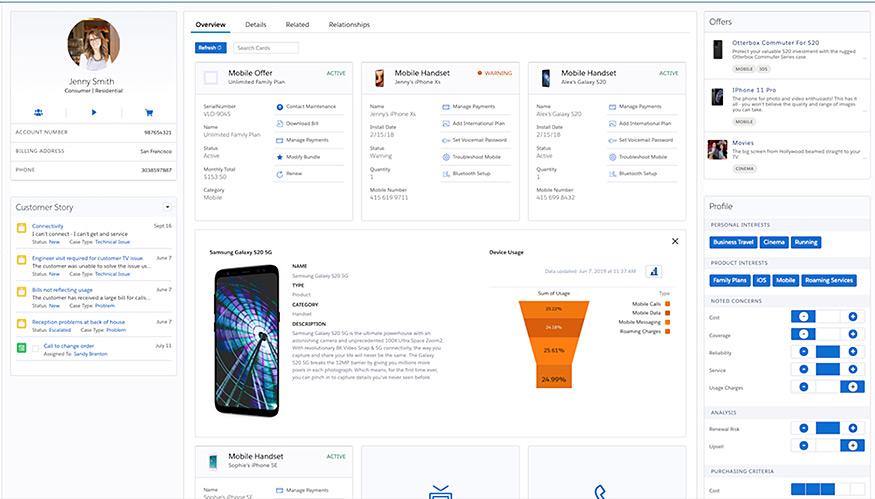 Salesforce Communications Cloud Vlocity