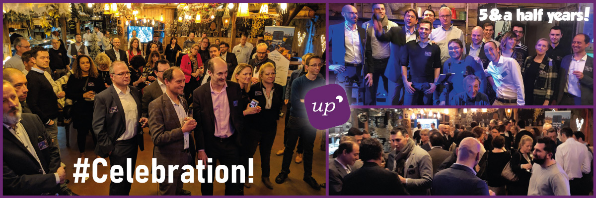 UpCRM Celebration - Five and a half years