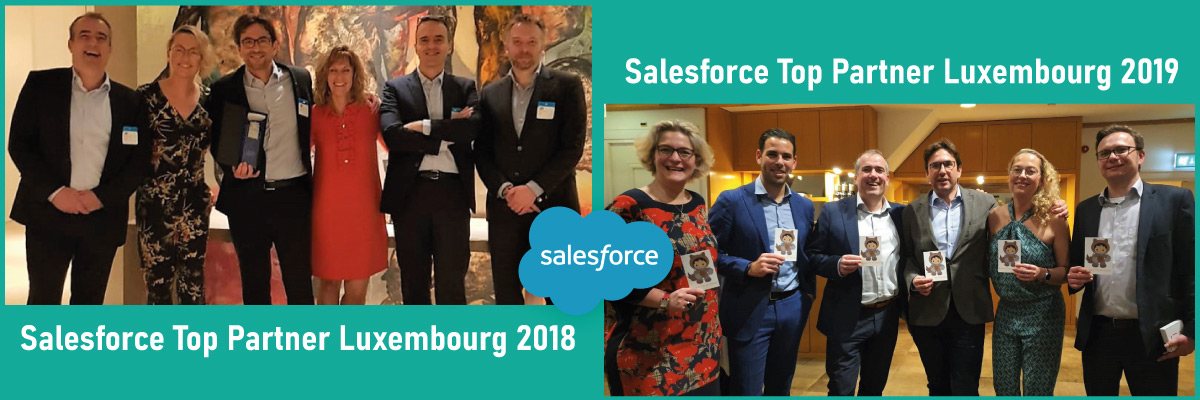 Salesforce Top Partner Luxembourg 2019