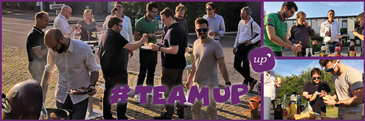 UpCRM TeamUP BBQ