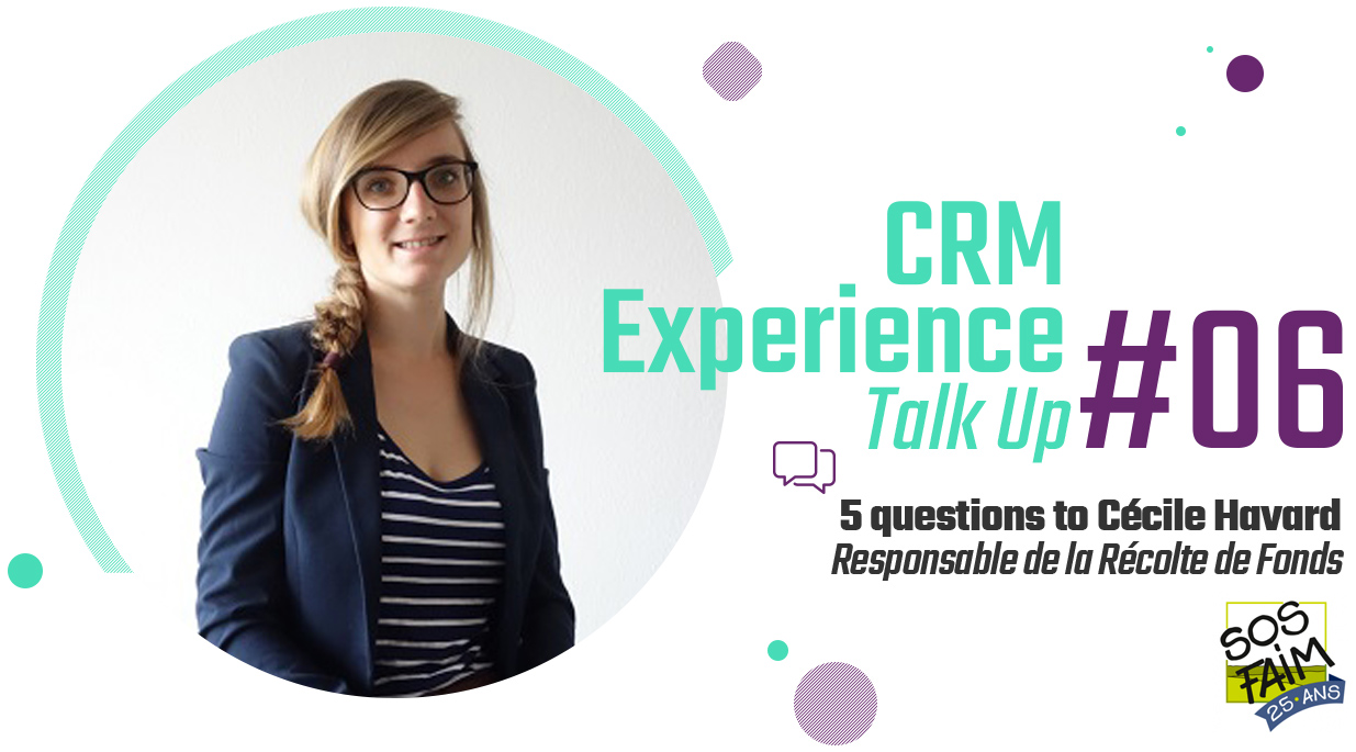 CRM Experience Talk Up : Annie Walsh, LuxFLAG
