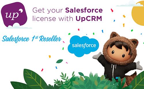 UpCRM premier revendeur Salesforce Luxembourg