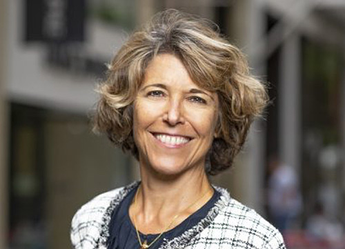Anne Hardy, CISO, Talend