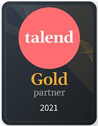 Talend Gold Partner