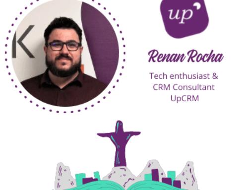 Renan Rocha, Salesforce CRM Consultant, UpCRM