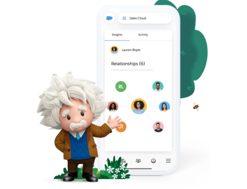 Salesforce Einstein Relationship Insights: the AI-powered research agent to help sales teams increase leads