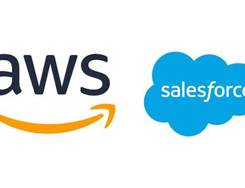 Salesforce & Amazon Web Services announce extended partnership with further two-way integration