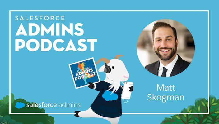 Salesforce Admins Podcast