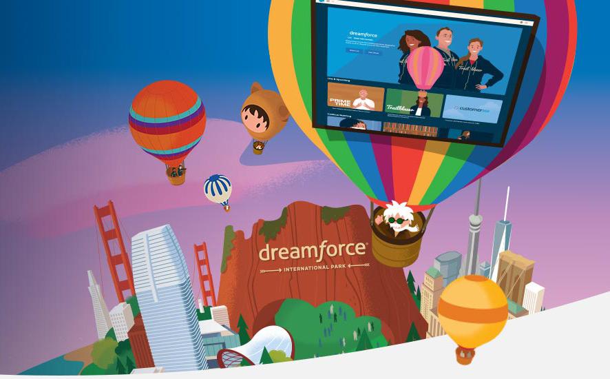Dreamforce Event September 2021